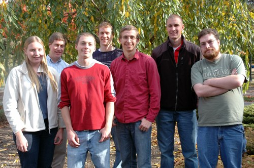 Ball State SPS Chapter Image